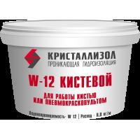 Кристаллизол W12 кистевой